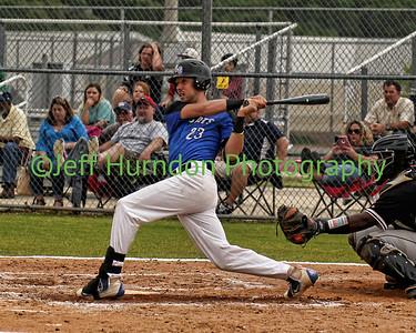 Locust Grove Baseball  4-21-2016