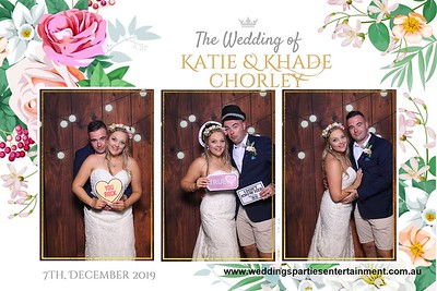 Katie & Khade's Wedding