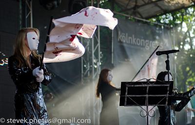 Amphi Festival 2012 Bands Day2