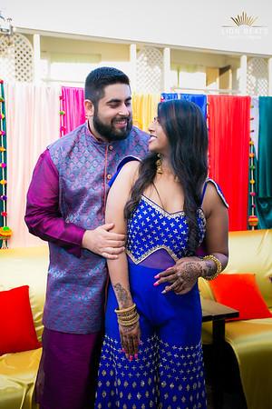Sheetal & Nishant's Mehendi