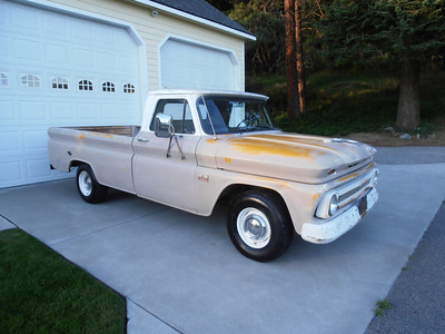 1966 Chevy Pickup- SOLD