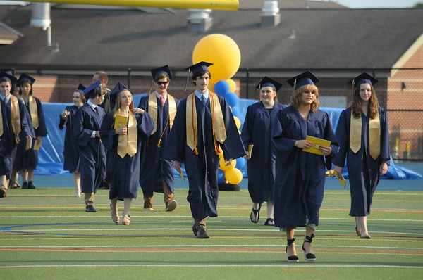 Wissahickon High School commencement
