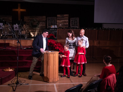 Gabriella Winter Baptism 23Dec2018
