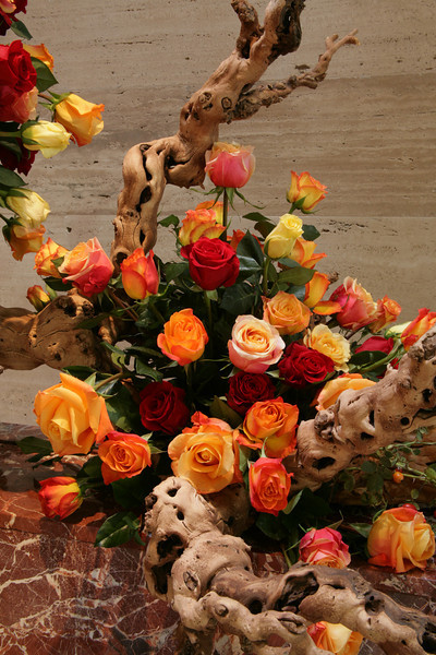 Festival of Flowers, St.Mary Cathedral 2008