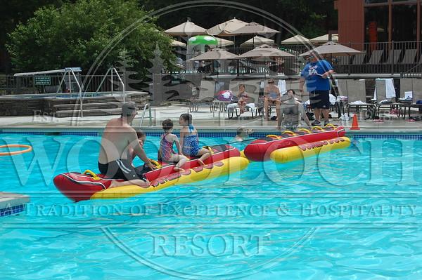June 27 - Pool Games