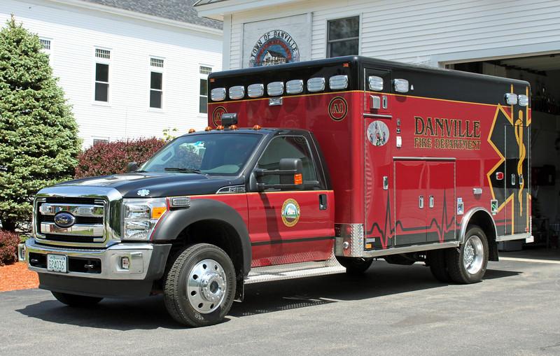 Ambulance 1 2014 Ford / Horton