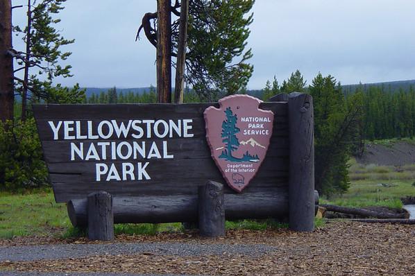 Yellowstone National Park...June 2005