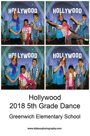 5th Grade SLA Dance 2018