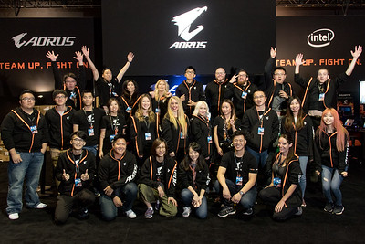 September 1, 2017 - AORUS at PAX West