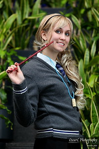 Harry Potter (AntiAiChan), Ron Weasley (Shinobi Yukari), Severus Snape (ginriru-tatsu), Luna Lovegood (carladawn) from Harry Potter