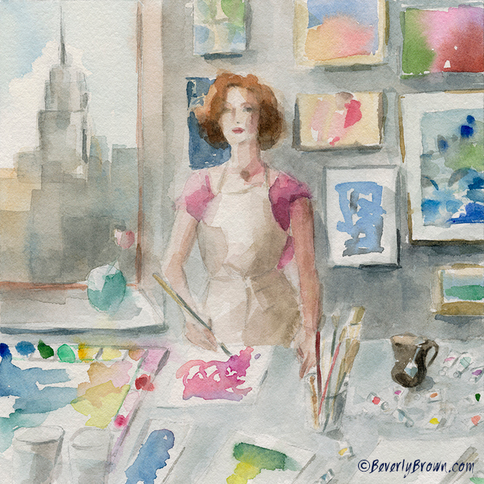 Beverly Brown Artist | www.beverlybrown.com