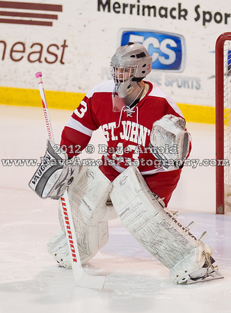 2/28/2012 - MIAA Super 8 Play-in - St. John's Shrewsbury vs Needham