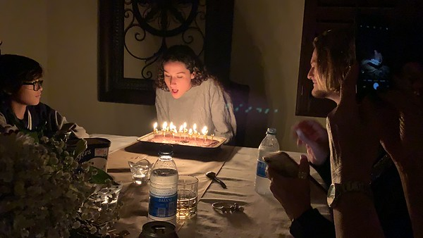 2019.12.14 Grace Corselli 16th birthday party