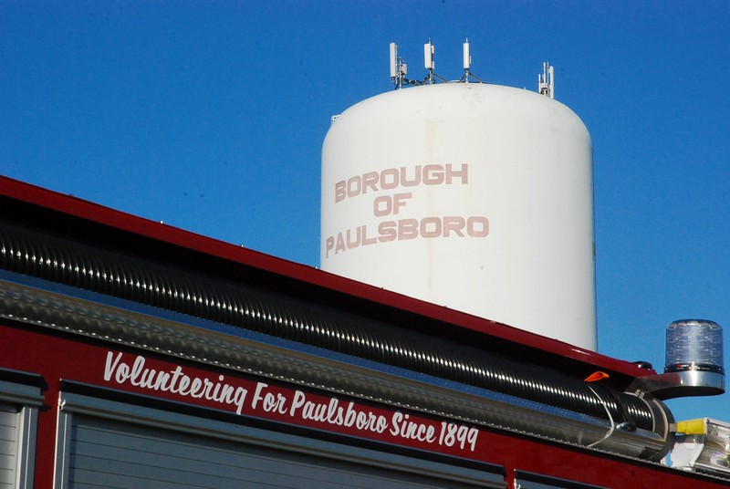Paulsboro Fire Company - Engine 1711