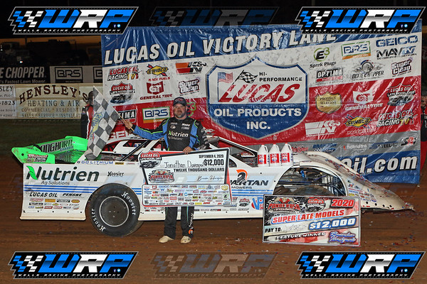 Ponderosa Speedway Lucas Oil Late Model Dirt Series