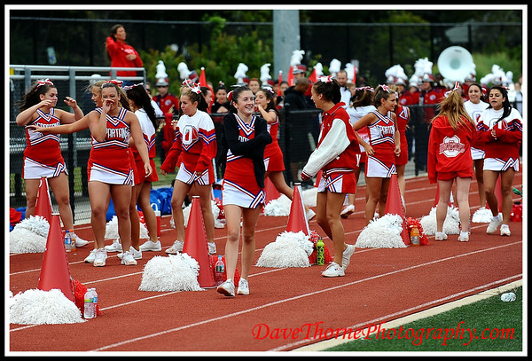 Football - Ocean vs Long Branch  Sept 2011