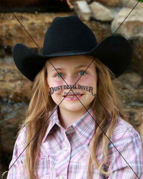 Llano County Rodeo Royalty 2016
