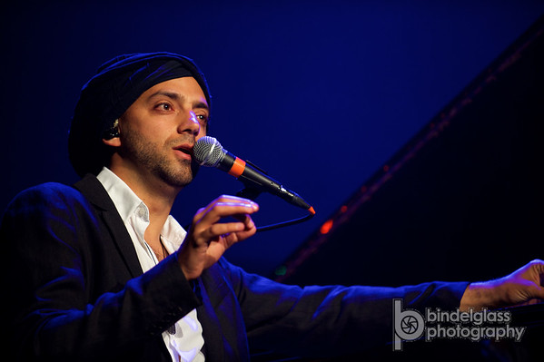 Idan Raichel at the Beacon 4/12/15