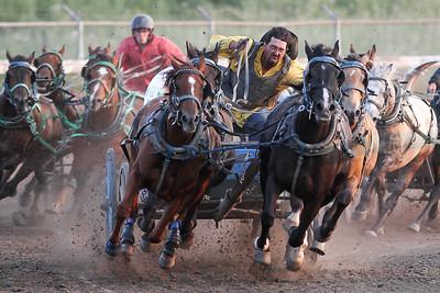 Pony Chuckwagons 2012