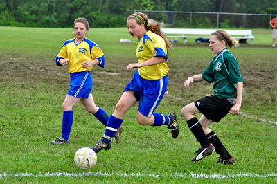 5.23.10 - U12 Girls - Freeport vs. Laurel