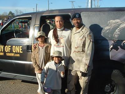 2004_11_06 Veterans Day Parade