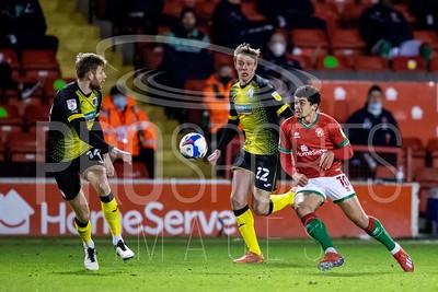 12032021 Walsall vs Barrow AFC