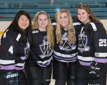 Nauset Girls Varsity Hockey (Furies) Team and Roster 2017-18