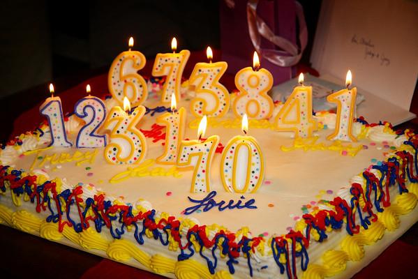 December 2008 Birthday Party