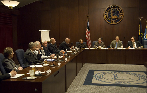 President Search Committee First Meeting