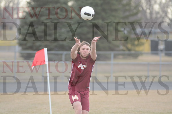 PCM Boys Soccer vs. Pella Christian 3-28-19