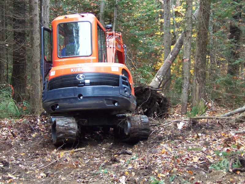 Access Trail Work