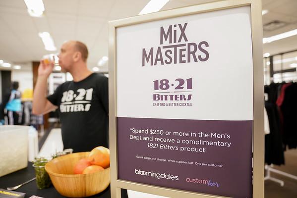 Bloomingdales Mix Masters