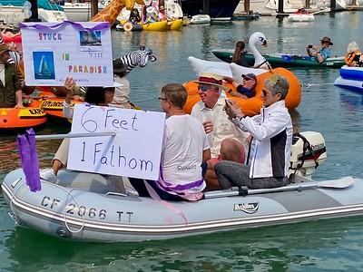 Float Contest Winners!