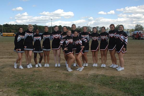 Newbury Cheerleaders