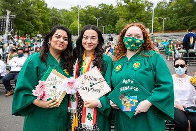 2020 Undergraduate and Graduate Ceremony I