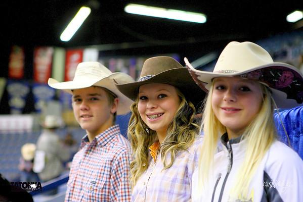 Sask High School Rodeo - Jr. High 2013