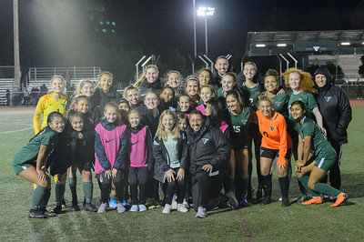 Tigard HS Girls Varsity Soccer  vs Century HS