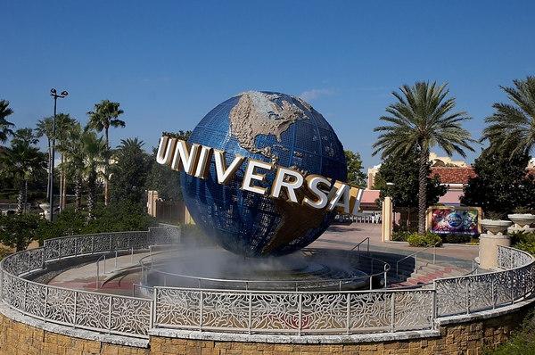 Universal & Island of Adventure 2007