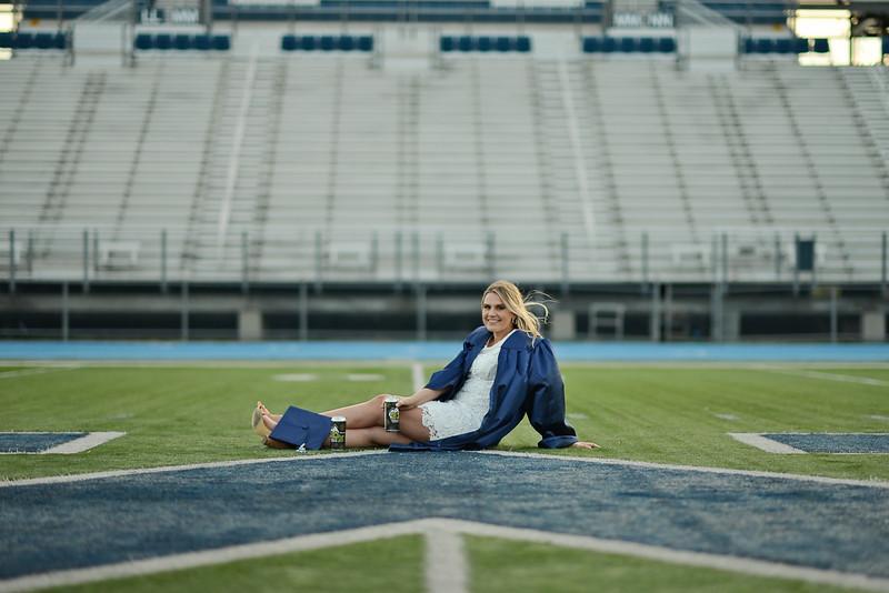 Carley's Graduation
