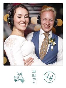 Bruiloft Jaimy en Laura