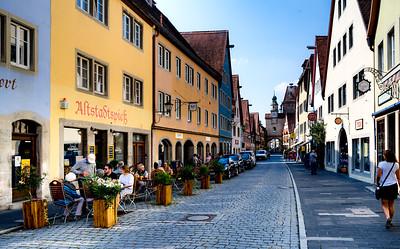 Walkabout 2020, Rothenburg Ob Der Tauber/Dinkelsbühl