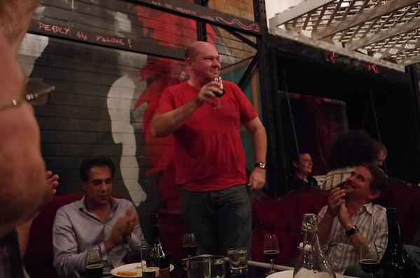 Italian Beer Hump Day 9th May 2012