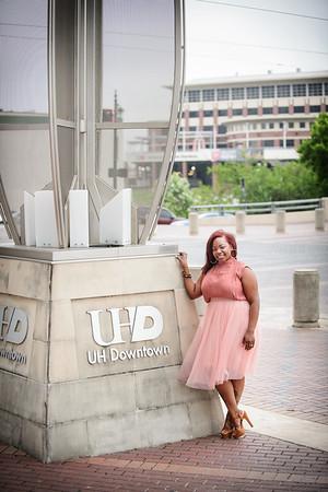Brittany Harris - Graduation  050116