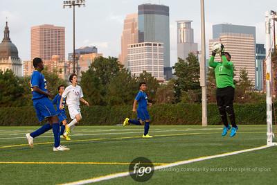 9-4-14 Mpls Roosevelt v Minneapolis Edison Boys Soccer