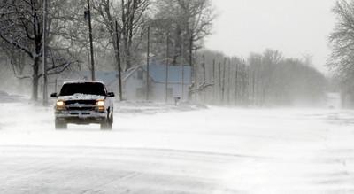 January Winter Storm