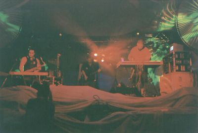 Nigritued photo of Ultramarine live