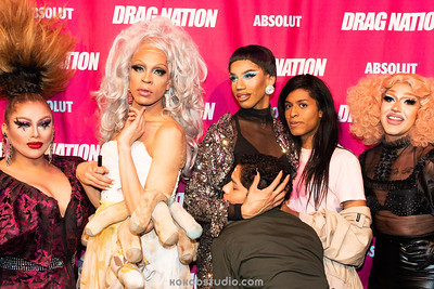 2019-02-22-Drag Nation -Naomie Smalls Yvie Oddly Meet n Greet