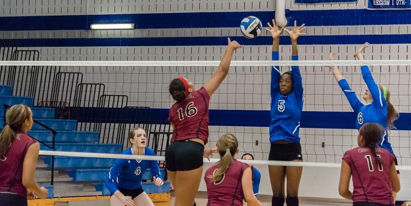 Varsity Volleyball vs  Keller Central 08_13_13 (172 of 530)
