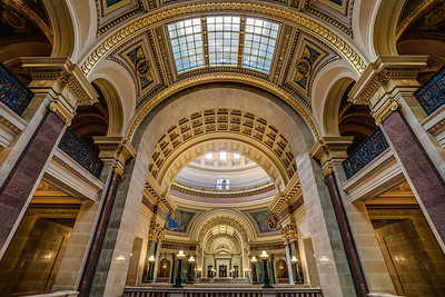 Wisconsin State Capitol Interior
