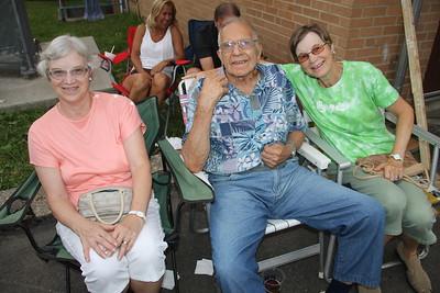 Last, Third Day of Men of Marian Picnic, Marian High School, Hometown (7-27-2014)